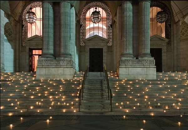 I just think this is really nice: Inspiration, Trav'Lin Lights, Successful Marriage, Wedding Ideas, Candles, Teas Lights, Public Libraries, Tea Lights, Events Plans