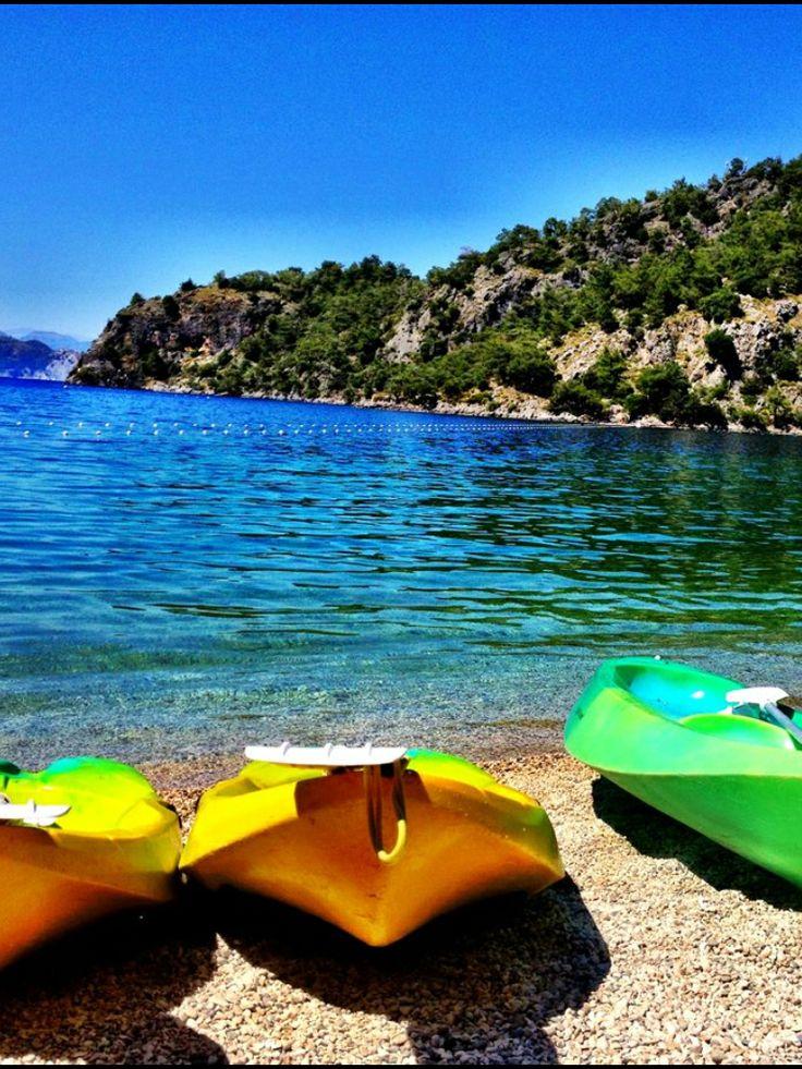 Hillside beach club, fethiye- Turkey