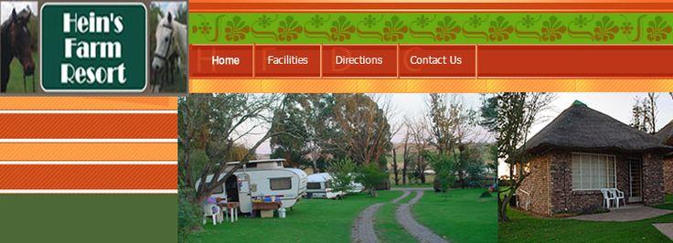 Facilities - Heins Farm Resort,Ermelo,Grass & Wetlands,Mpumalanga,South Africa,Camping
