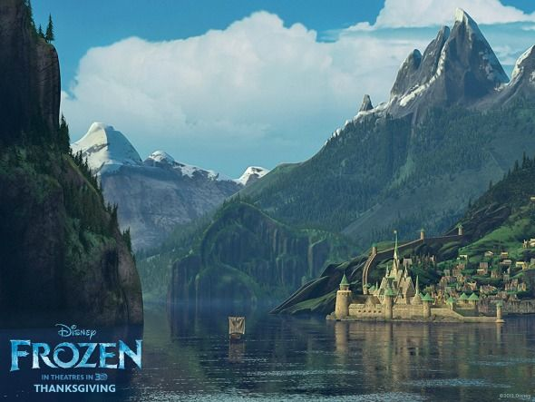 Experience The Movie Frozen In Norway On An Epic Trip To