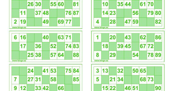 Imprimir cartones de bingo. El generador de bingo es una aplicación que permite, en pocos segundos, crear series de cartones para utilizar en el tradicional juego de azar.Lotería. Loto.Imprimir bingos.