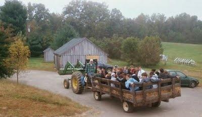 Hay Rides: