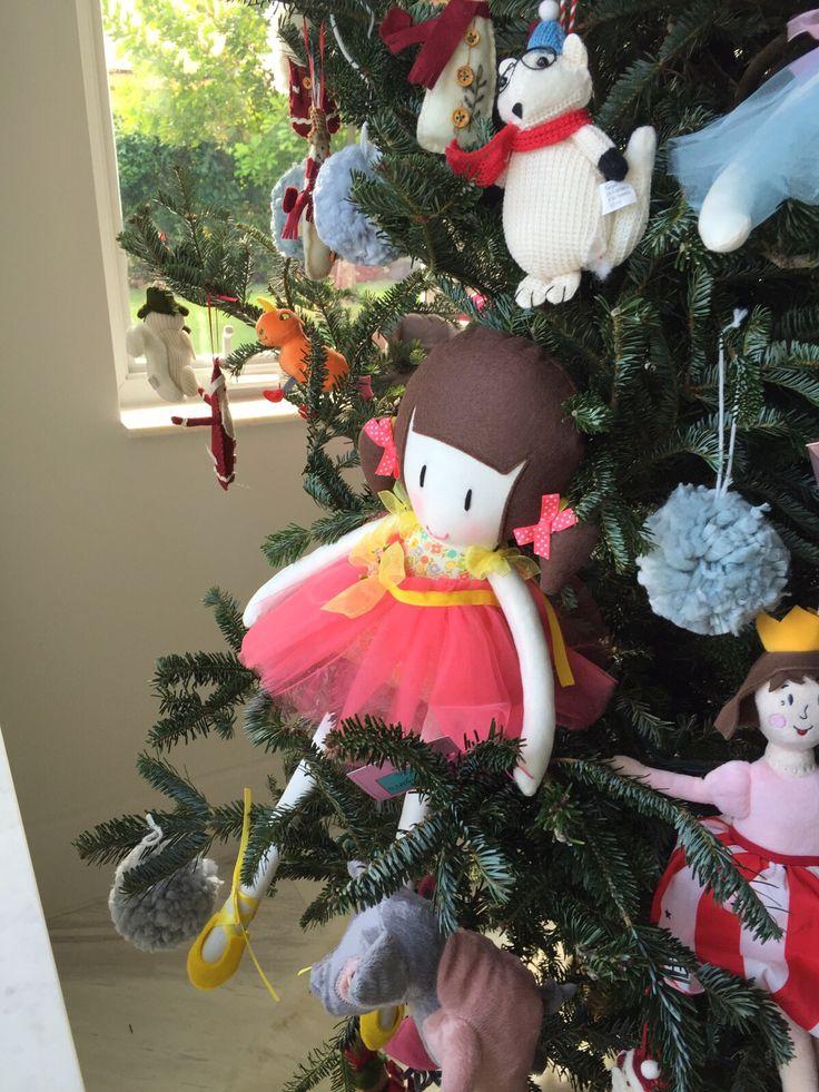 Decoraci n del rbol de navidad de la princesa ala a 2015 - Decoracion arbol navidad 2015 ...