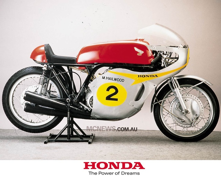 Classic Honda Motorcycle Decals