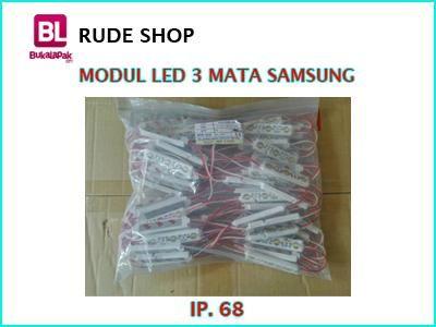 #jual Modul #LED 3 mata Samsung IP.68 harga #murah dan terjangkau