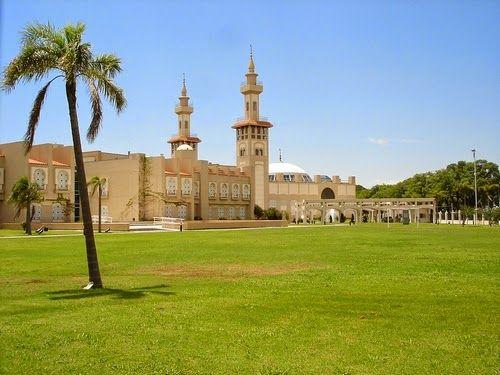 Mesjid di Argentina