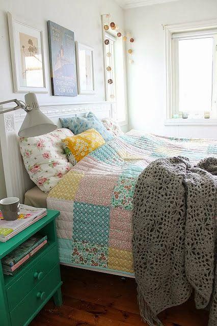 Granny Chic bedroom