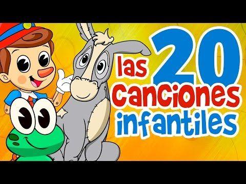 Canciones infantiles - las mejores canciones infantiles - YouTube