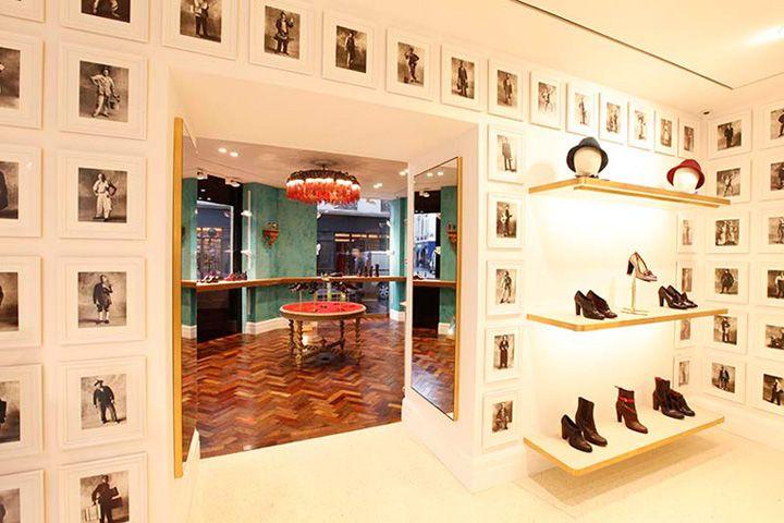Paul Smith womens store Paris