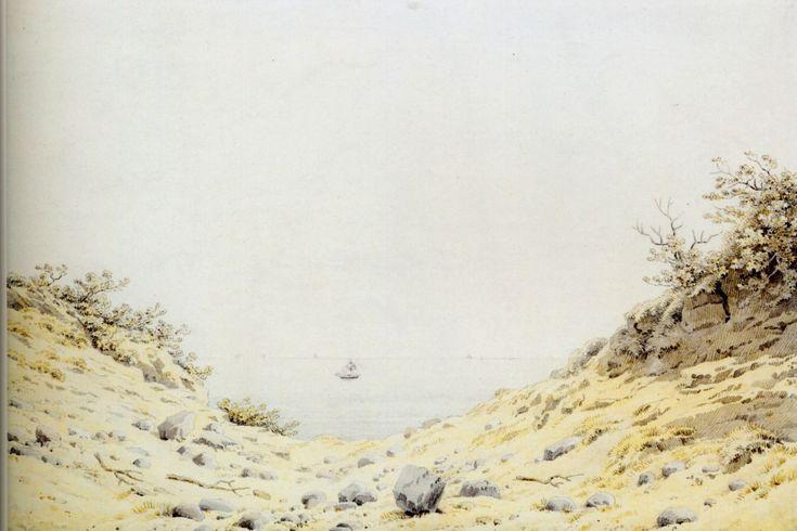 Немецкий художник-романтик Каспар Давид Фридрих (1774-1840). Часть 1: philologist