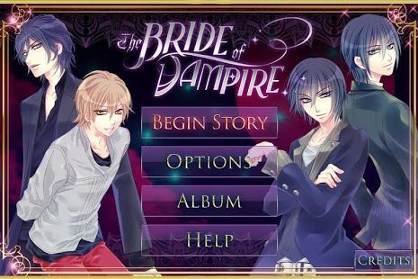 anime vampire dating sims for girls