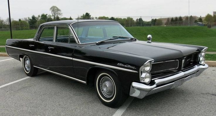 Getting on to the Garden State Parkway during rush hour, I nailed the accelerator in my boss's 1963 Pontiac Star Chief and almost ripped my arms out of their sockets!
