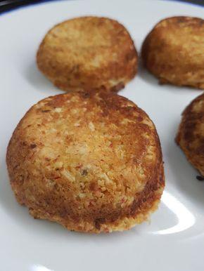 Cocina Basica y Fresca: PASTELITOS DE PALITOS DE CANGREJO CBF@