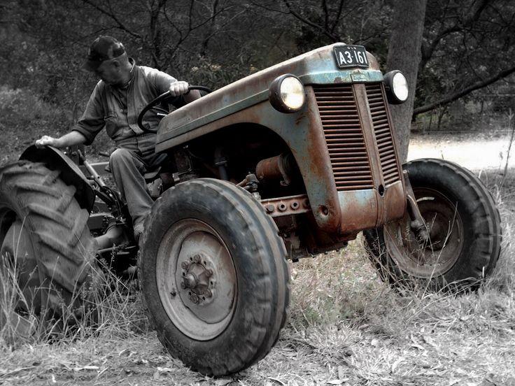 Cbf Da Ec Fee B B C Ee Df Antique Tractors Old Tractors