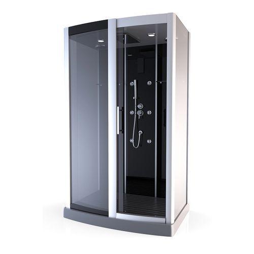 Cabine de douche Premium Rectangulaire 90X115cm : en vente sur RueDuCommerce
