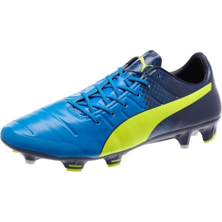 Puma Men\u0027s evoPOWER 1.3 FG Bradley Soccer Cleats