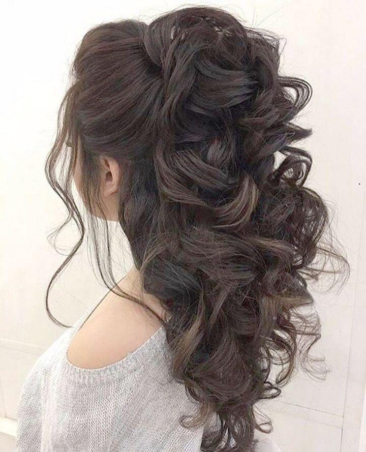 Simple Wedding Hairstyles Half Up Half Down Wedding Hairstyles Down Medium Length Medium Hair Styles Medium Length Hair Styles Quince Hairstyles