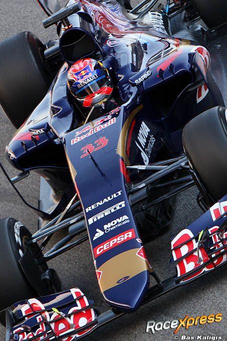 F1 Max Verstappen Red Bull Toro Rosso racexpress foto Bas Kaligis