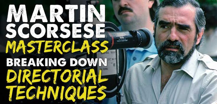 In this rare video Martin Scorsese teaches his masterclass in film directing. He reveals his secrets and directing techniques including the never before...