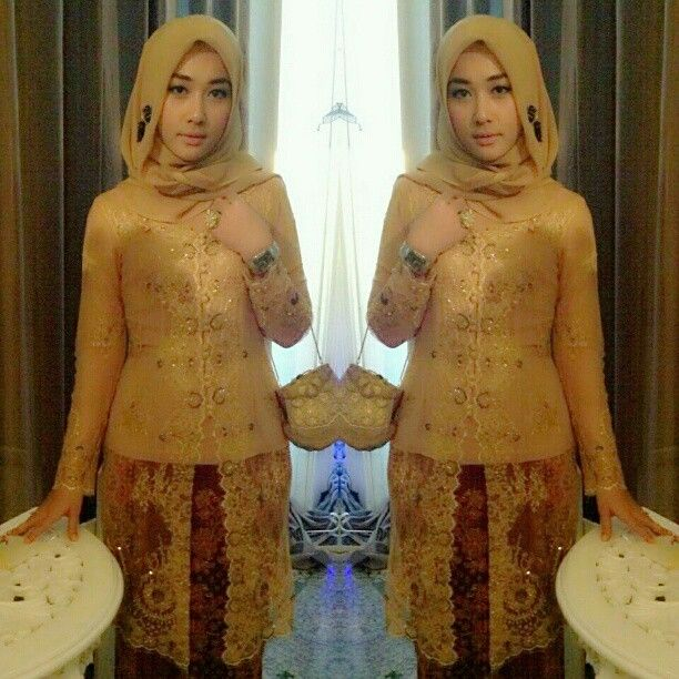 Kebaya and hijab