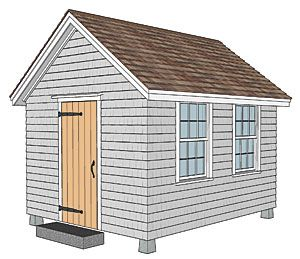 Traditional+Sheds