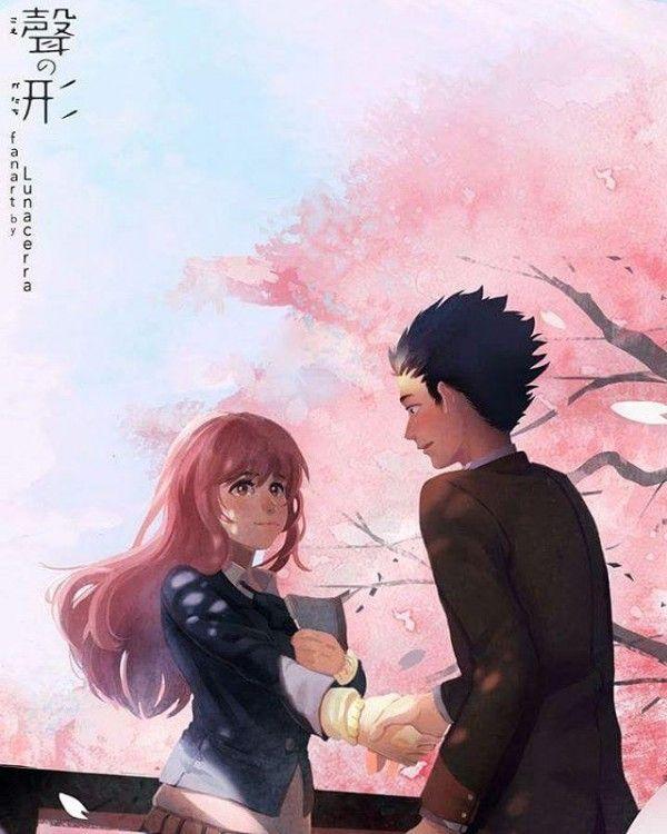 Best 25+ A Silent Voice Manga Ideas On Pinterest
