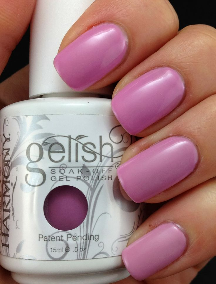 17 best Gelish - The Collection No Chip Polish images on Pinterest ...