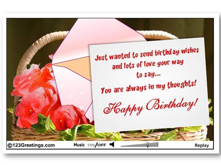 23 best BIRTHDAY GREETINGS images – Special Birthday Greeting