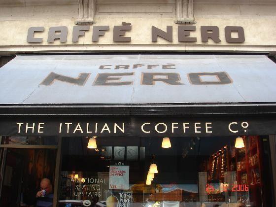 Caffe Nero, Regent Street, London - Restaurants - VirtualTourist