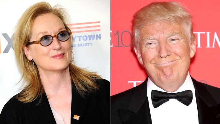 Meryl Steep Imitates Donald Trump in Orange Face Alongside Her 'Mamma Mia!' Co-Star Christine Baranski -- See the Pics! - http://thisissnews.com/meryl-steep-imitates-donald-trump-in-orange-face-alongside-her-mamma-mia-co-star-christine-baranski-see-the-pics/