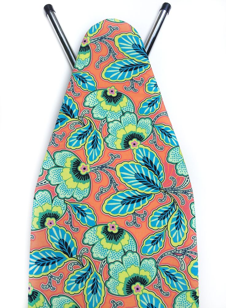 Vacation vibes! Turks and Caicos padded ironing board cover…