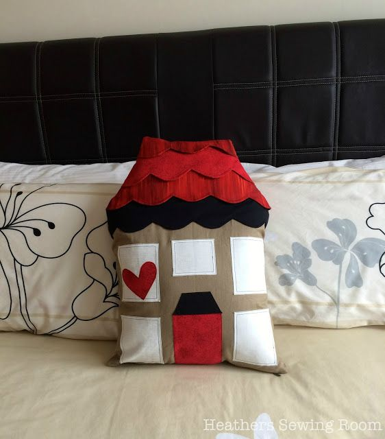 Heather's Sewing Room: Making a Highland Avenue House