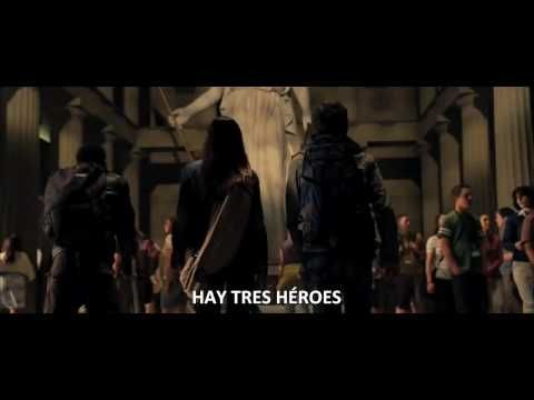 Percy Jackson y los Dioses del Olimpo: El Ladrón del Rayo - Trailer Subtitulado [HD]