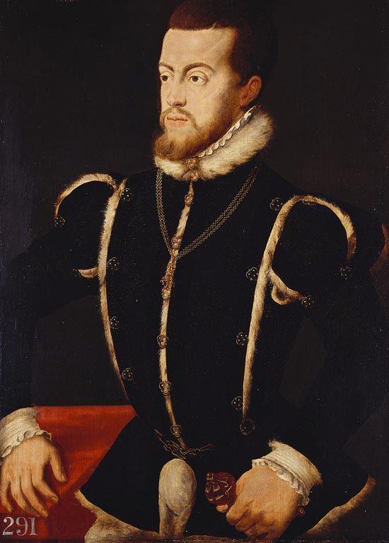Philip Black King Bedroom Set: 1600 Spanish Renaissance On