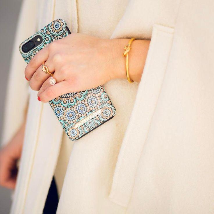 @inclassicfashion #idealofsweden #moroccanzellige #accessories