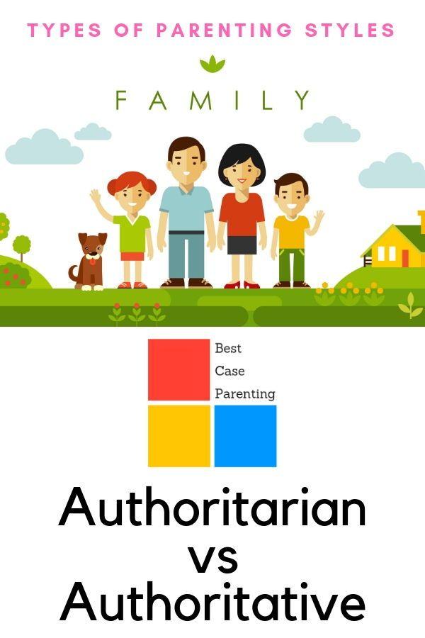 Authoritarian vs Authoritative Parenting: What's the