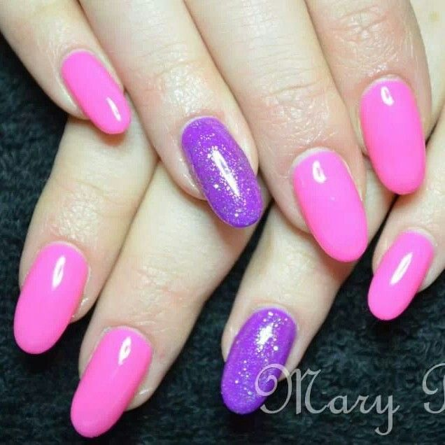 Gelish uv polish www.facebook.com / marypetersallthingsbeauty