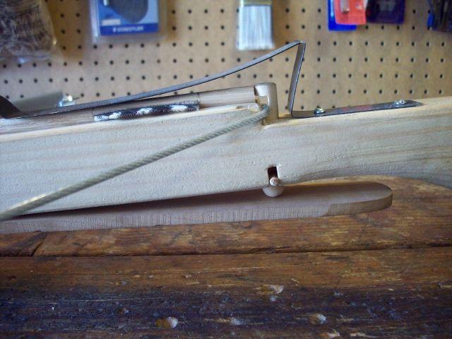 50 lbs PVC Crossbow