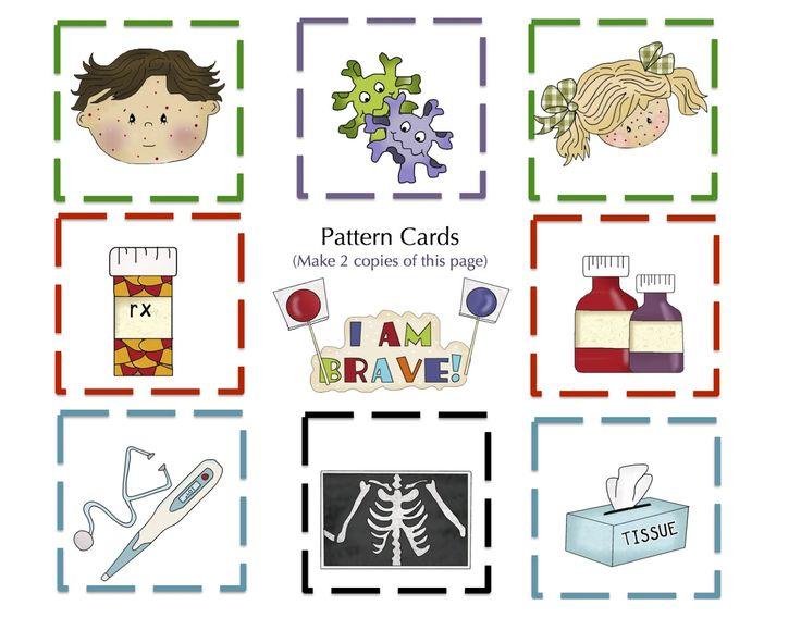 sick9patterncardsjpg 16001236 preschool printablescommunity helpersscrapbooking