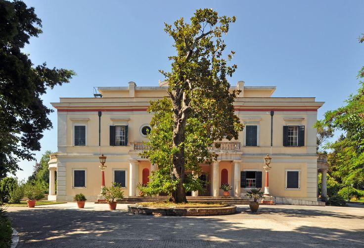 Mon Repo Theatre in #Corfu!