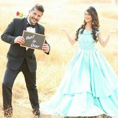 Dimple Jhangiani -Pre-wedding photoshoot
