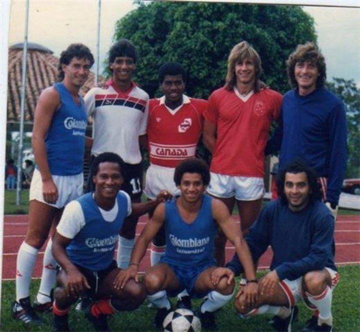 Que tremendos jugadores tenia el América de Cali en los 80s