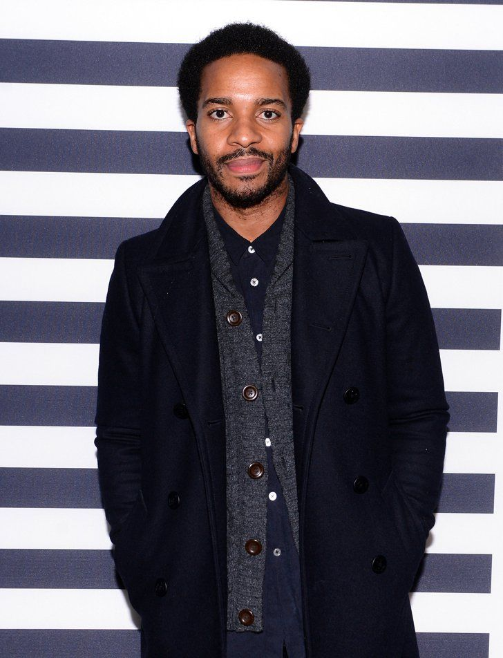 Pin for Later: 20 Photos That Prove Andre Holland Looks Hot in Any Historical Era Even when dressed in casual wear.