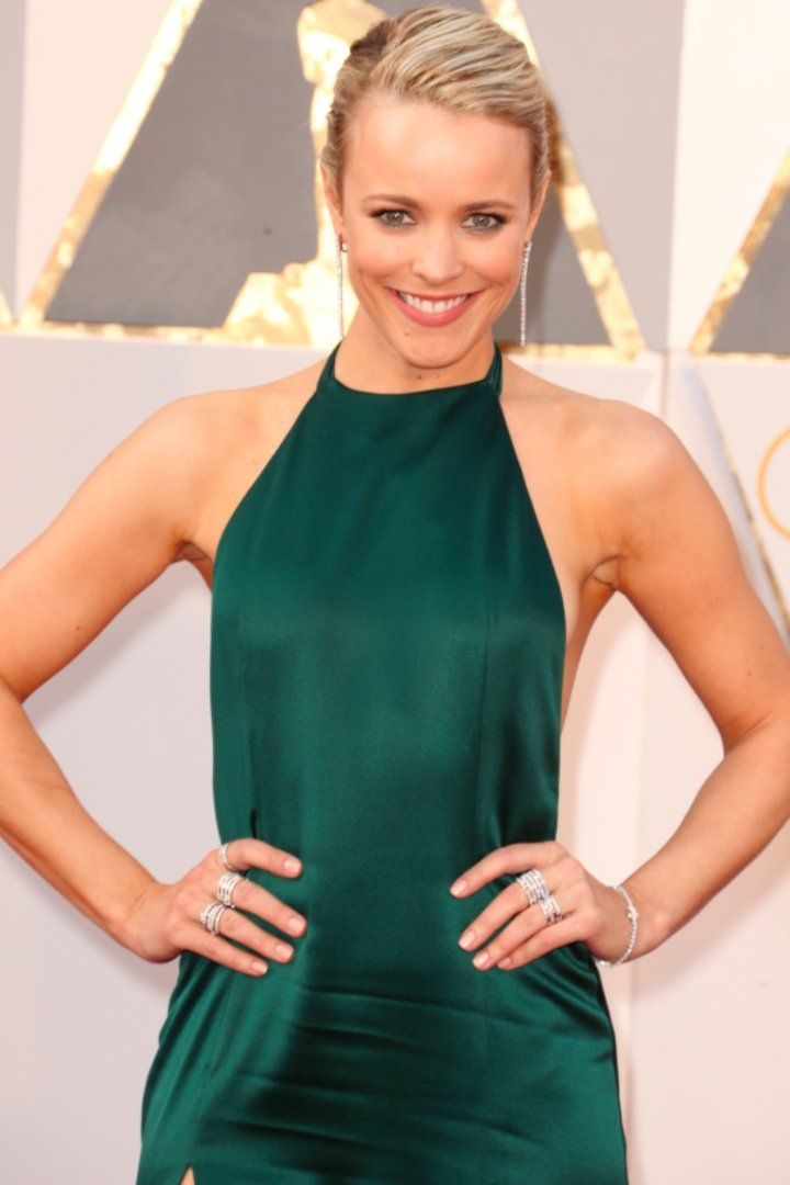 Rachel McAdams's Sister Gave Her a Chanel Makeover For the Oscars