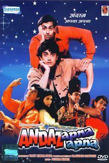 Hindi Cinema Blog: ANDAZ APNA APNA 20 Year Anniversary