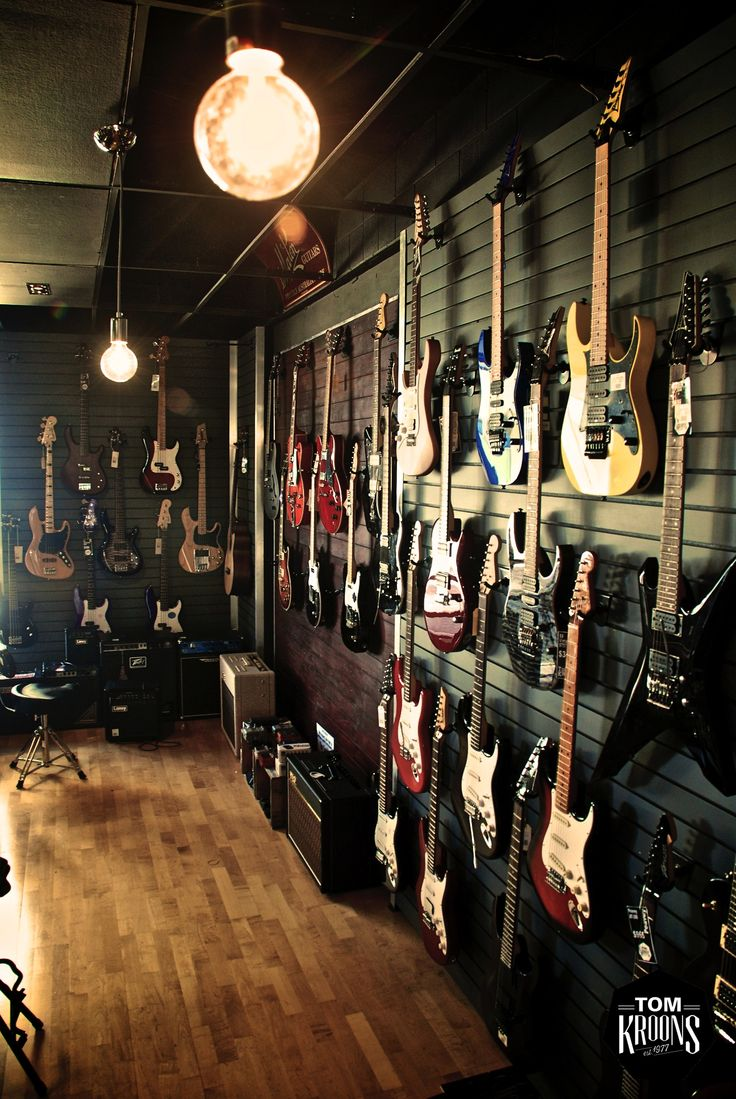 Electric Guitars, Music, Musical Instruments