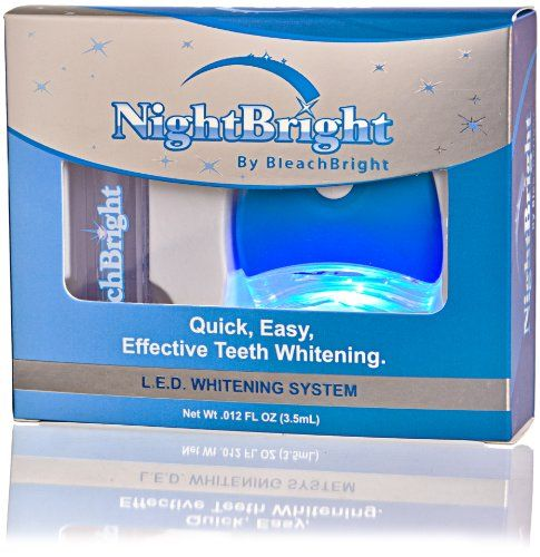 Teeth - Whitener That Feels Good