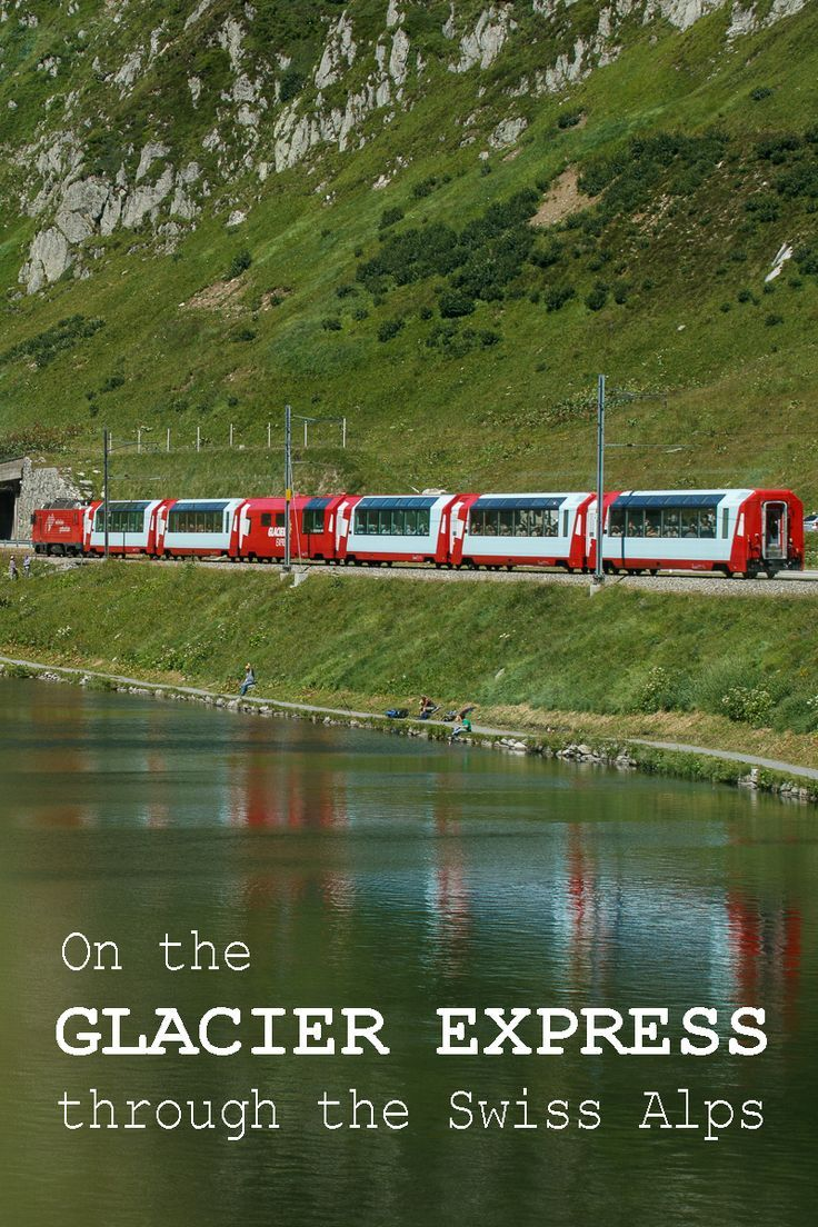 The ride on the Glacier Express through the Swiss Alps is an unforgettable experience. Come along with us on our journey through the middle of the Swiss Alps.