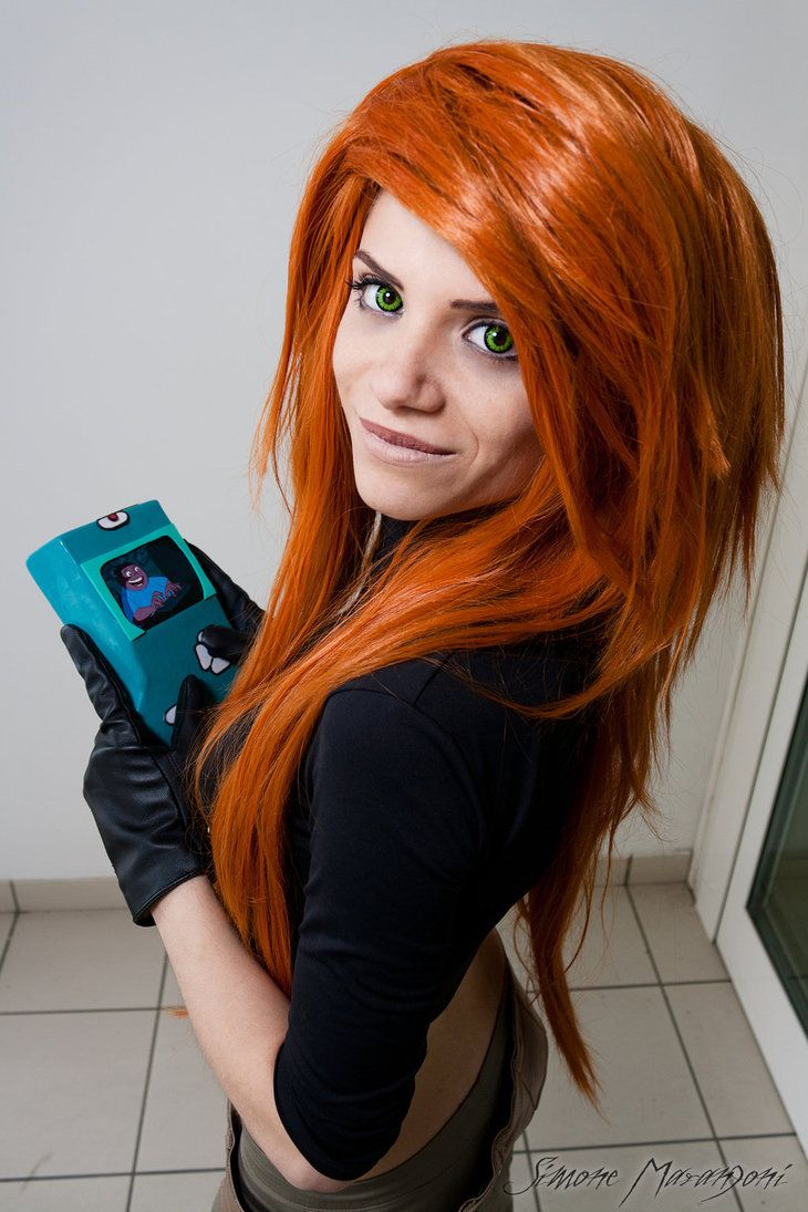 Kim Possible Cosplay By Lydiaxsabry Deviantart Com On