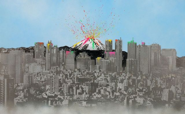 The Day After (Tokyo) by Nick Walker
